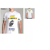 Camiseta Valentino Rossi Thedoctor 46 Moto Gp Varios Modelos