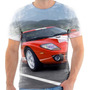 Camiseta - Camisa Carro Ford Gt Muscle Tunado Motor Car