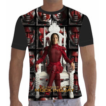 Camisa Camiseta Jogos Vorazes Final - The Hunger Games