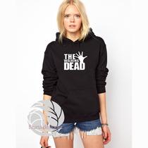Blusa The Walking Dead Canguru - Pronta Entrega!