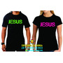 Camiseta Evangélica E Católica