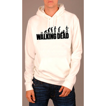 Blusa The Walking Dead Moletom Canguru !!