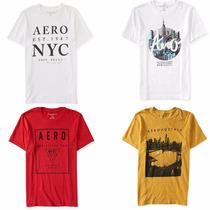 Camisetas Aeropostale Importada Original Tamanho Pp Adulto