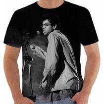 Camisa Camiseta Babylook Regat Legião Urbana Renato Russo 10