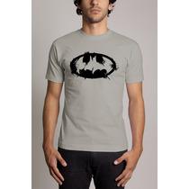 Camiseta Batman O Cavaleiro Das Trevas Dc Comics