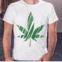 Camiseta Masculina Cannabis Coleção Nova 2016