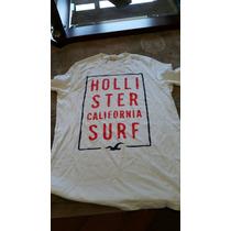 Camiseta Hollister Surf California