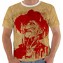 Camiseta Freddy Krueger - A Hora Do Pesadelo - Movies