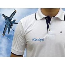 Camisa Polo Premium - Blue Angels