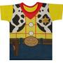 Camiseta Adulto Woody (toy Story)