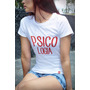 T-shirts Baby Look Cursos Piscologia