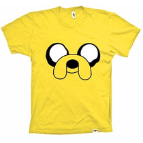 Camiseta Jake - Hora De Aventura