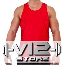 Camiseta Camisa Regata Musculação Academia Fitness + Brindes