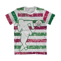 Camisa Mangueira Malandro - Camiseta Escola De Samba