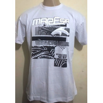 Kit C/ 5 Camisetas Marcas Famosas Variadas Por R$ 90,00