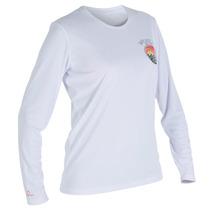 Blusa Camisa Proteção Solar Manga Comprida Praia Piscina