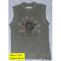 Camiseta Regata Vide Bula Tamanho P (equivale M)