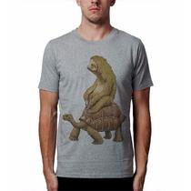 Camiseta Masculina De Sátira Engraçada Humor Style Estilo