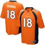 Nfl Peyton Manning 18 Denver Broncos Jersey Nike Game - S