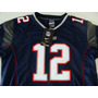 Camisas Nfl New England Patriots Tom Brady