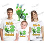 Lembrança De Aniversario Gummy Bear Camiseta Kit Com 3