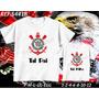 Kit Camisetas Tal Pai Tal Filho Times-são Paulo/ Corinthians