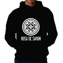 Moletom Rosa De Saron