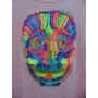 Baby Look Caveira Mexicana T Shirt Camiseta Paete Lantejoula