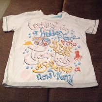 Camiseta Bebê - Tigor T. Tigre - Tam: 1p - C.241