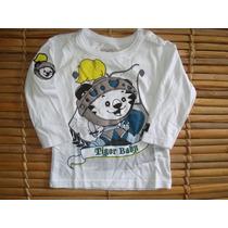 Camiseta Tigor Baby Bm E 1p Ref 10202165