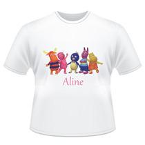 Camiseta Infantil The Backyardigans