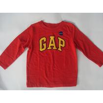 Camiseta Infantil Gap Original Importado Eua (18 - 24 Meses)