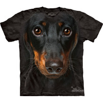 Camiseta Cão Cachorro Dashshund Importada - The Mountain
