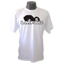 Camiseta Lmfao Divertida Panico Engraçada Sátiras