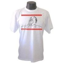 Camisetas Divertidas Panico Aww Yeah Memes Trollface Blusa