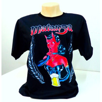 Camiseta Personalizada Matanza Bandas De Rock