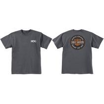Camiseta Harley Davidson - Hog - Tam. G