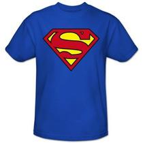 Camiseta Super Homem Superman Batman Simpsons The Flash.