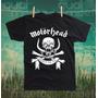 Camiseta Motörhead March Or Die Algodão Silk Screen