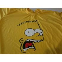 Camisetas Os Simpsons Bart ,homer ,engraçadas ,frases Herois