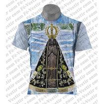 Camiseta Católica - Nossa Senhora Aparecida