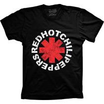 Camisetas Red Hot Chili Peppers Bandas De Rock Engraçadas