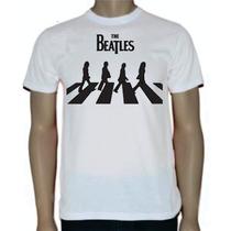 Camiseta The Beatles - Masculina Ou Feminina - Banda Rock