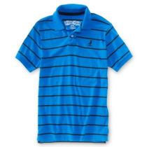 Camiseta Polo Aeropostale Ou Hollister G - Gg - Ggg- Gggg