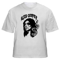 Camiseta Alice Cooper | Vintage - Cobra | Warlock