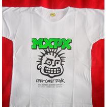Camiseta Mxpx Hardcore Promoção | Frete Grátis
