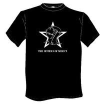 Camiseta The Sisters Of Mercy Gótico Warlock
