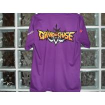 Camiseta Oficial Grand Chase Level Up