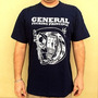 Camiseta - General Fucking Principle - Death - Oficial