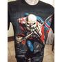 Camisa Do Iron Maiden Premium Consulte O Tamanho Grata......